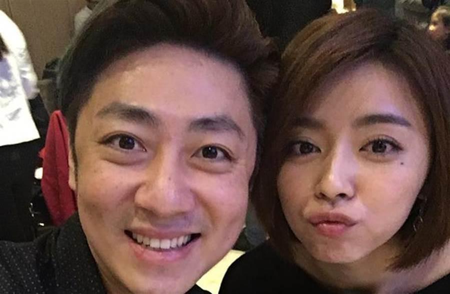艾成、王瞳愛情長跑多年,終於結婚。(取自艾成IG)