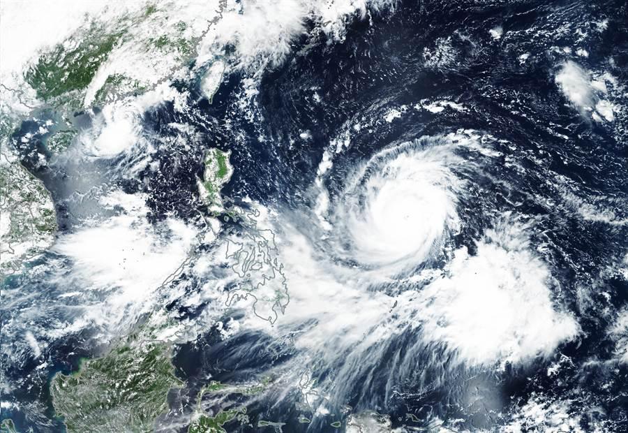 截至目前,台灣仍無颱風發展,這異常的天氣現象也同樣發生在日本,有媒體報導,今年恐創下自1951年以來首次「7月無颱風」。(示意圖/Shutterstock)