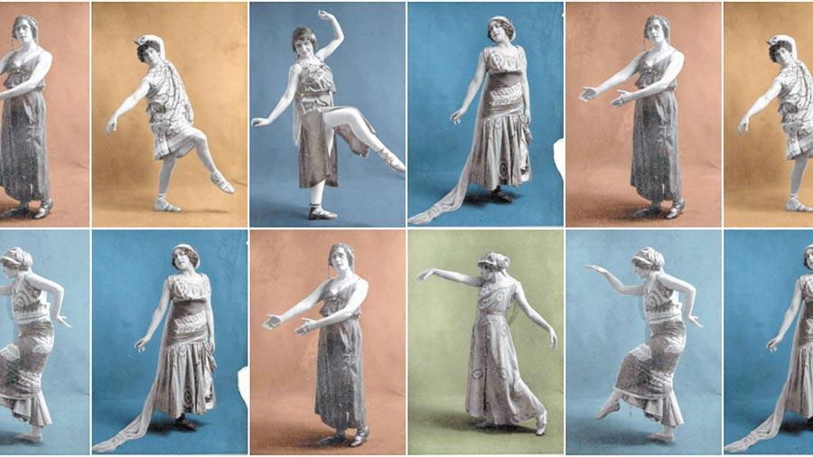 透過不同角度、不同性格、不同服裝,舞蹈都能給人帶來另一種感受。(CHANEL提供)