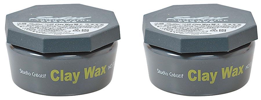 PChome 24h購物的Subtil莎緹Clay Wax凝土,原價990元,8月10日前特價780元。(PChome 24h購物提供)