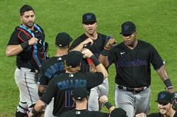 MLB》馬林魚隊停賽至下周一 8月初可望復賽