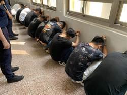 竹東河濱公園青少年鬥毆 警方啟動快打奏效
