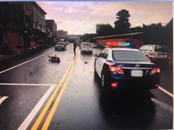 阿祖推曾孫女過馬路遭撞飛 畫面曝家屬泣:駕駛都沒煞車