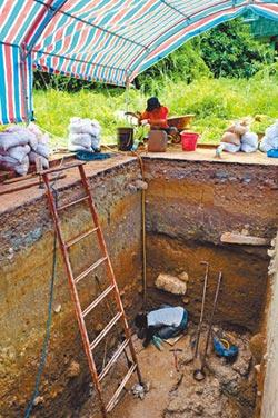 參與和平島考古 在地人見證歷史