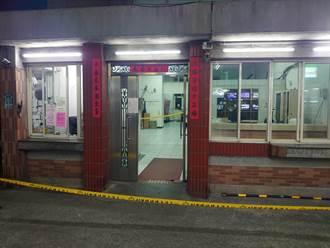 五股深夜傳槍響  42歲男公廁舉槍輕生 送醫仍不治