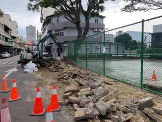 改善球場周邊圍籬 保障球友及用路人行車安全