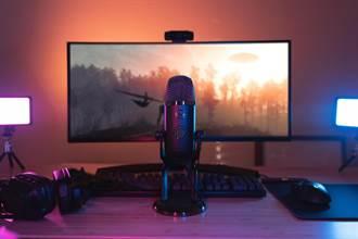 人氣主播利器 Blue Yeti X桌上型USB麥克風在台上市