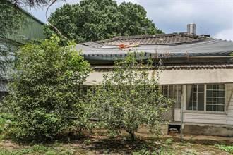 橫山警分局長宿舍地方希望撤銷歷史建築登錄 興建警察宿舍及地下停車場
