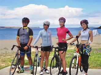 澎湖跳島101K自行車 穿比基尼騎乘免報名費