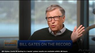 比爾蓋茲狠批:美新冠病毒檢測根本在浪費時間金錢