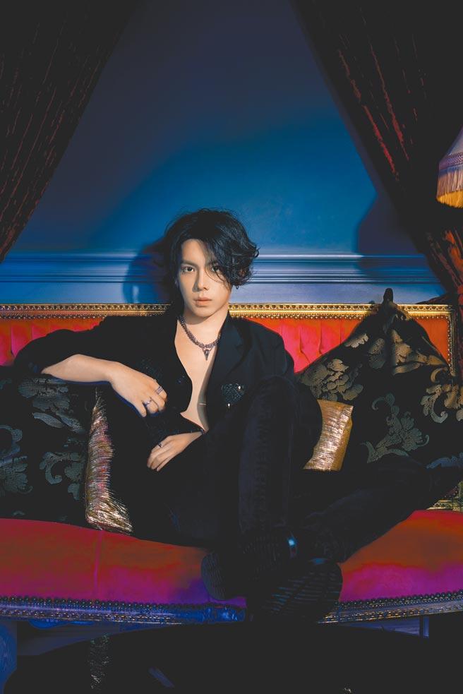 楊宇騰外型亮眼,將推出個人首張EP。(泓康天下娛樂文創提供)