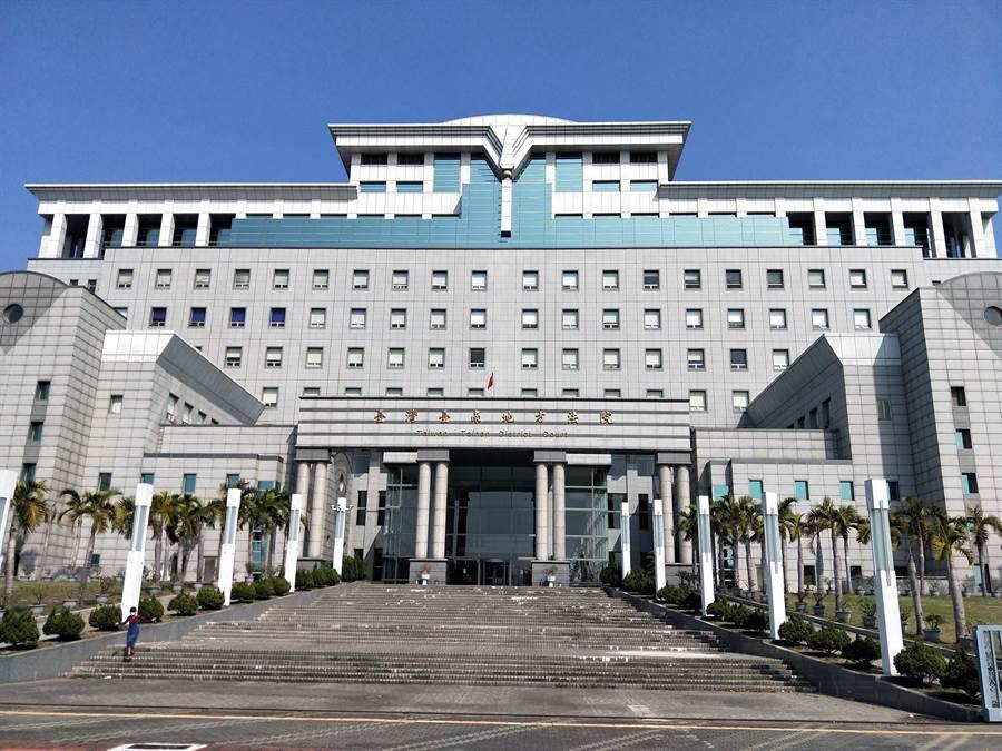 台南地方法院依違反證交法等罪重判光洋科技公司2幹部。(本報資料照片)