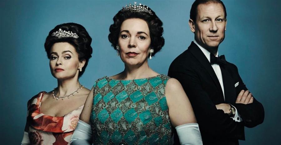 《王冠》不負眾望,再次獲得提名。(Netflix提供)