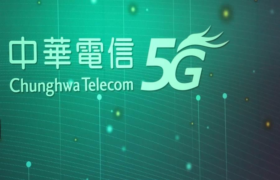 佈局5G,中華電信與交通部高公路局合作國道智慧停車服務。(黃慧雯攝)