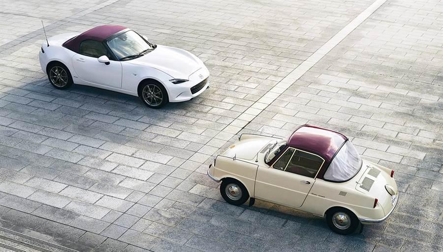 經典融會百年呈獻 MAZDA百週年紀念車款上市