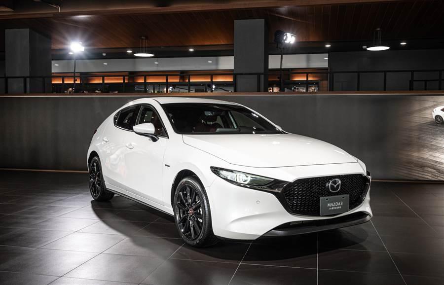 Mazda 3 100週年紀念版