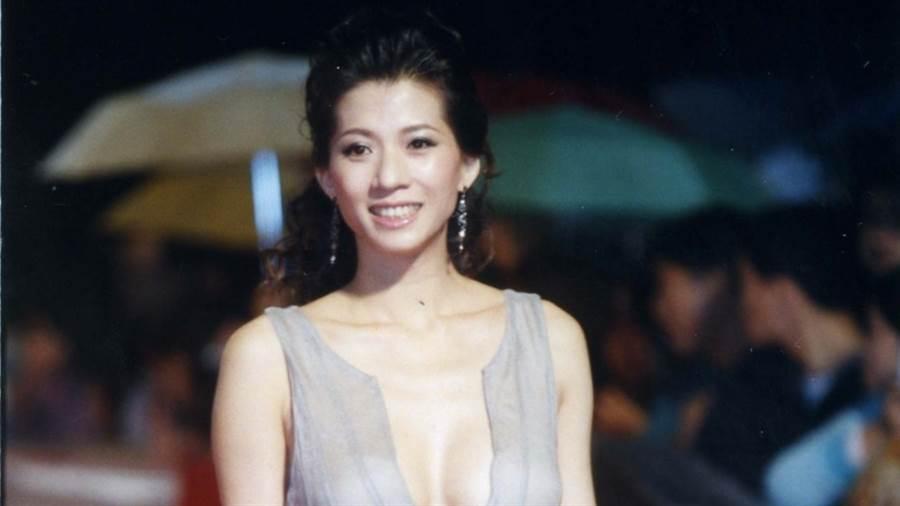 郭靜純是90年代性感女神。(圖/中時資料照)