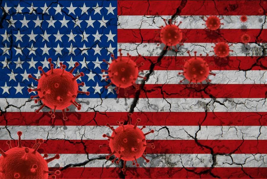 當地時間7月28日,美國疾病管制暨預防中心(CDC)中心主任瑞菲爾德(Robert Redfield)接受採訪時首度承認,美國對來自歐洲的新冠病毒威脅認識太慢,因此造成疫情大爆發。(示意圖/Shutterstock)