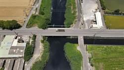改善下營水患 大溪橋改建將封橋15個月