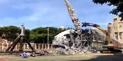 高雄「愛之鯨」拆解退場畫面曝 葉匡時吐心聲:成美好的回憶