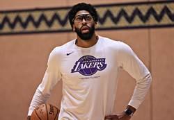 NBA》出賽存疑?一眉哥放話會打開幕戰