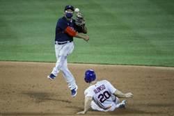 MLB》對決賽揚獎投手 林子偉2打數槓龜