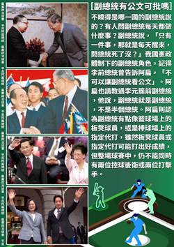 前總統李登輝狀況不佳 陳水扁憶當年李曾教他的事