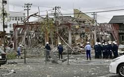 畫面曝光 日福島縣餐廳爆炸至少1死17傷 炸到僅剩鋼筋