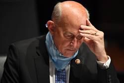 德州眾議員染疫 怪罪戴口罩的錯