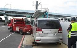 廢棄車占路邊 新北警全面加強拖吊