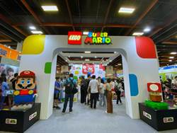 LEGO進軍動漫展 樂高超級瑪利歐全套盒組提前曝光
