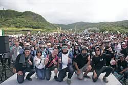 「RE-THINK」舉辦環島淨灘  9天清56個足球場寫下紀錄