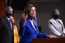 疫情入侵議會 美國會女王果斷出手:全員強制戴口罩
