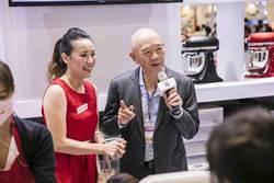 特力總裁何湯雄 國際烘焙展變身直播主
