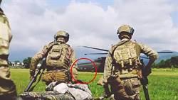 大陸對美國曾在台灣派遣軍事人員感到強烈不滿