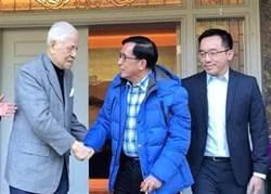 阿扁感慨:如果李登辉不要那么早辞去国民党主席