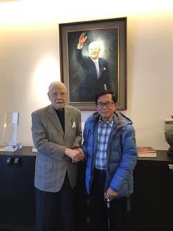 悼念李登輝 陳水扁:再也看不到台灣民主之船的「老船長」
