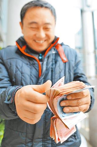 強化內功 先解M型化薪資
