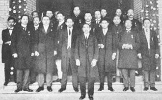 允許中共黨員加入國民黨