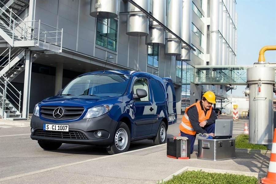 Mercedes-Benz與Renault-Nissan-Mitsubishi集團合作 將推出全新迷你麵包車系:T-Class