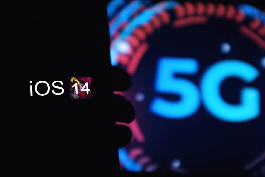 支援5G的iPhone再度傳出10月才會發表。(達志影像/Shutterstock提供)