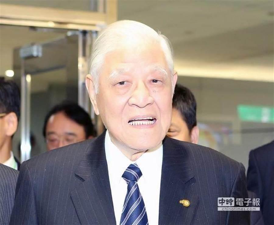 前總統李登輝。(資料照片/陳麒全攝)