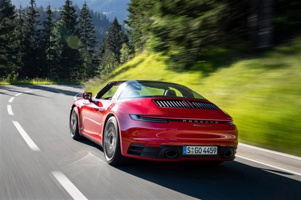 即使新冠肺炎疫情嚴峻,Porsche 2020上半年淨利潤仍獲利達12億歐元
