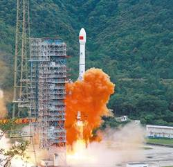 影》大陸北斗全球衛星導航系統 今舉行開通儀式