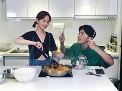 楊丞琳零廚藝料理超美味 鄭元暢讚「比餐廳好吃」