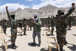 改變現狀 印度和陸拚了 喜馬拉雅邊境增兵3.5萬