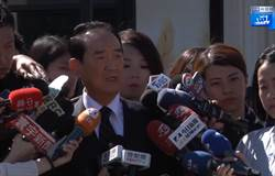 宋楚瑜赴北榮哽咽哀悼李登輝 感謝李是台灣民主轉型關鍵