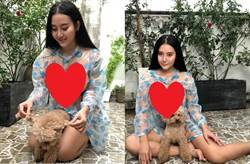 越南正妹全裸穿透明雨衣 大方露點粉絲驚:尺度太大