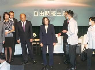 廖燦昌涉案  蘇揆:公股行庫負責人要深自惕勵 不法不護短