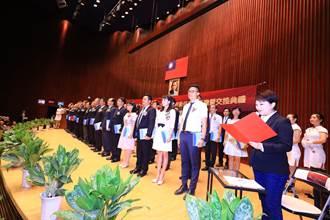 台中市立學校新任校長布達交接 盧秀燕鼓勵引領創新發展